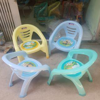 Ghế ngồi ăn bột nhựa Song Long. Zalo 0907158797để GH rẻ nhất