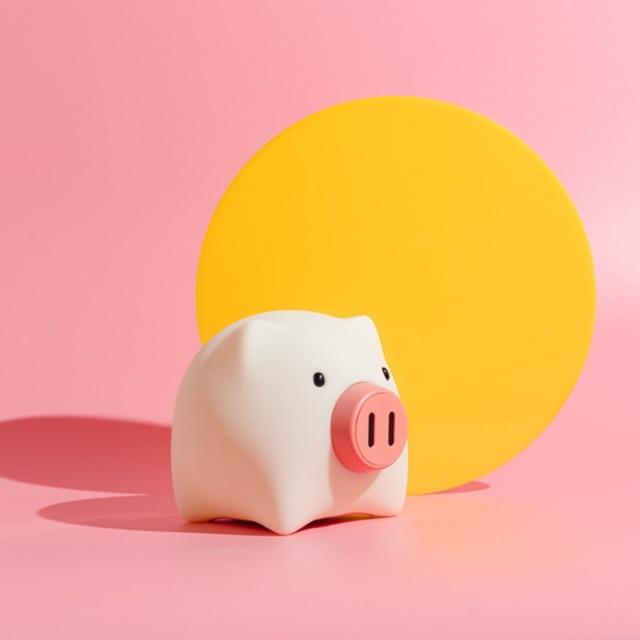 Bảng giá Đèn Ngủ Silicon - Đèn Ngủ Lợn Con