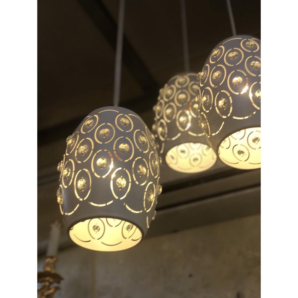 Đèn thả MONSKY BETTER phong cách hiện đại, sang trọng - kèm bóng LED chuyên dụng.