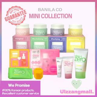 [BANILA CO] Bộ Sưu Tập Sữa Rửa Mặt Mini Thương Hiệu Banila Co thumbnail