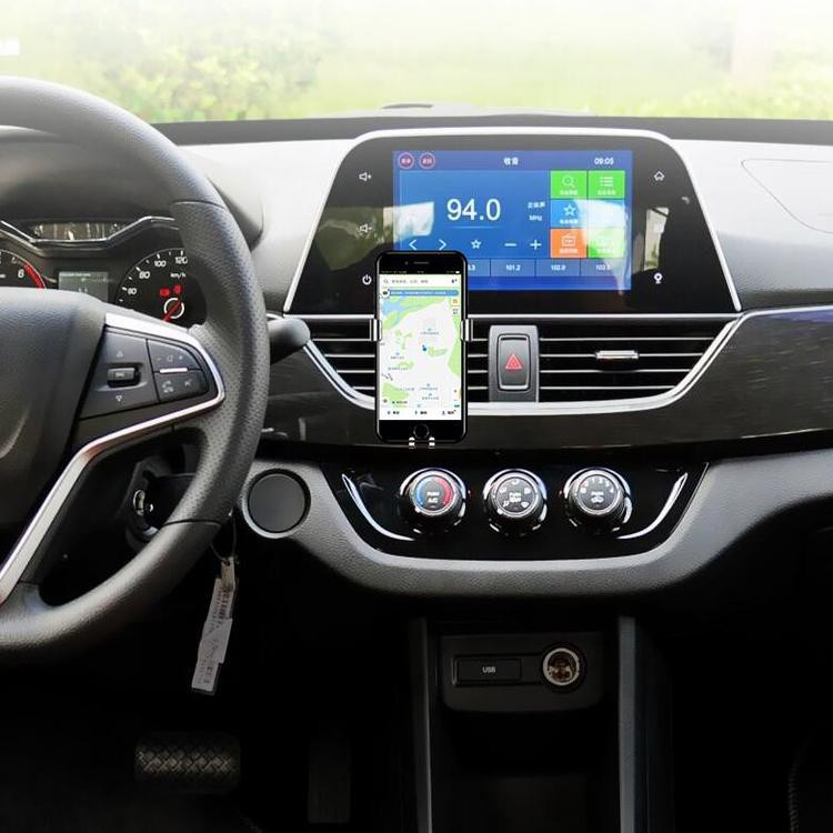 Giá đỡ điện thoại cao cấp cài hốc gió trên xe ô tô, xe hơi A-21