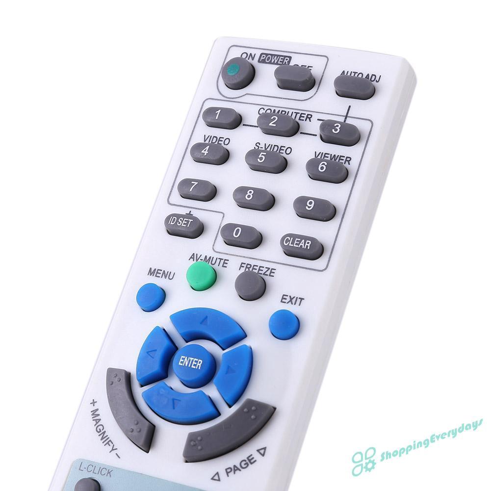 Remote máy chiếu NEC V260X+ V300X+ V260 RD-448E RD-443E chất lượng cao