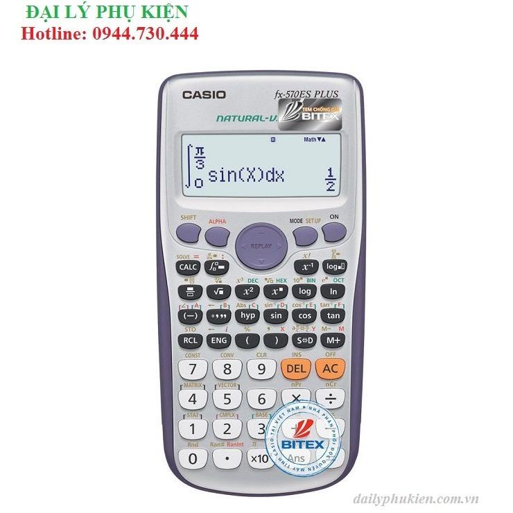 Máy tính casio FX570ES PLus - 2954440 , 102403953 , 322_102403953 , 330000 , May-tinh-casio-FX570ES-PLus-322_102403953 , shopee.vn , Máy tính casio FX570ES PLus