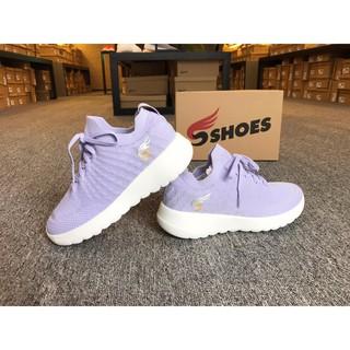 [Giày VNXK] Giày thể thao nữ êm nhẹ FREESHIP sneaker Sshoes chạy bộ, tập gym, đi làm, đi chơi S002-2-PUR thumbnail
