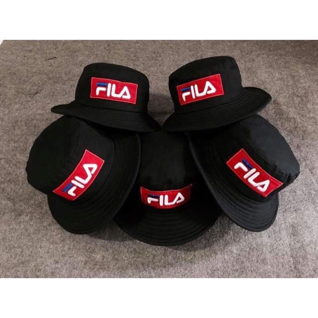 Mũ nón Bucket Fila hot hot