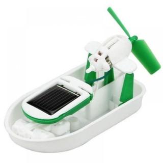 Yêu ThíchBộ đồ chơi robot chạy bằng năng lượng mặt trời tự hoàn thiện cho bé
