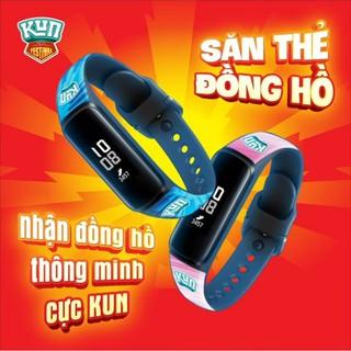 Đồng Hồ Kun phiên bản cực giới hạn(xiaomi miband 4)