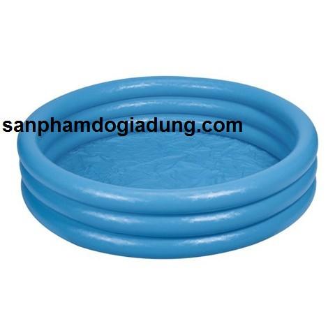 Bể bơi xanh 3 tầng 147x33 Intex 58426