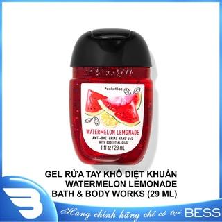 [Chính hãng] GEL RỬA TAY KHÔ WATERMELON LEMONADE BATH & BODY WORKS (29 ML)