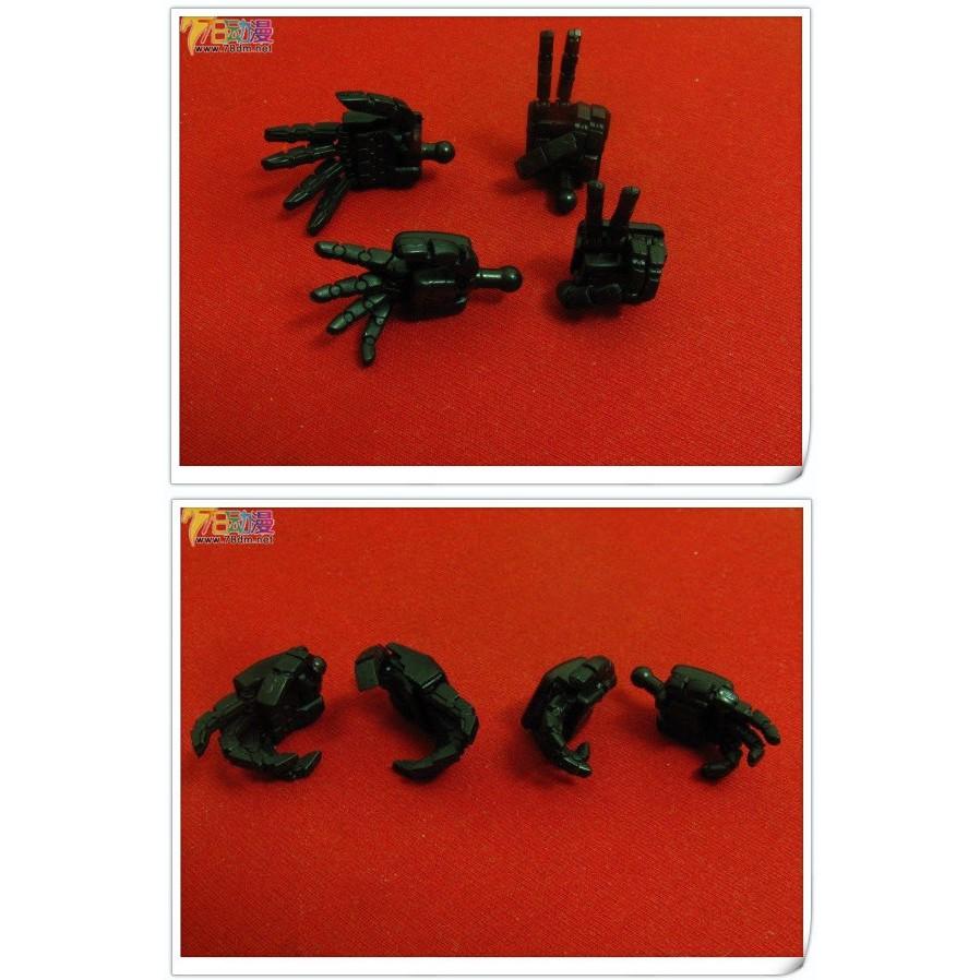 Mô hình lắp ráp - 1/100 Bàn tay động có khớp cho mô hình MG