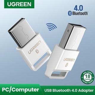 Thiết Bị USB Phát Bluetooth Dành Cho Máy Tính Và PC Ugreen US192 Chính Hãng