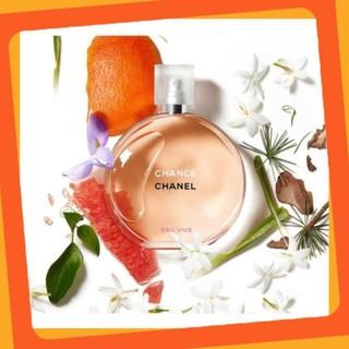 Nước Hoa Chính Hãng Nước hoa chính hãng Chance Chanel Eau Vive Test 5ml 10ml 20ml HOT thumbnail