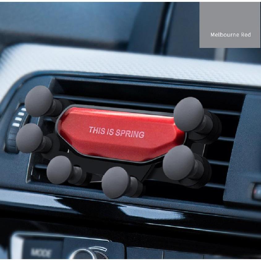 GIÁ SỈ Giá đỡ điện thoại trên xe hơi, giá giữ điện thoại bằng cao su trên xe hơi 7728