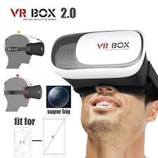 KÍNH XEM PHIM 3D VR BOX 2