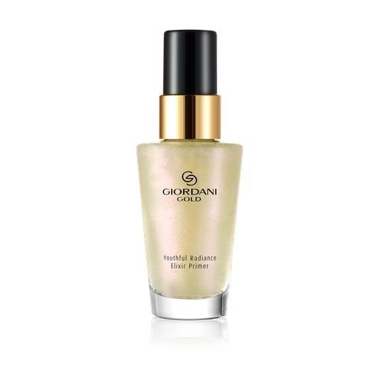 Tinh chất hoàn thiện làn da khi trang điểm Giordani Gold Youthful Radiance Elixir Primer.30ml