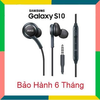 [Mã ELORDER5 giảm 10K đơn 20K] Tai Nghe Samsung S10 Nhét Tai - Bảo Hành 6 Tháng