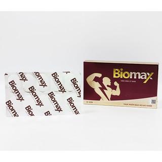 Thực phẩm bảo vệ sức khỏe Biomax thumbnail