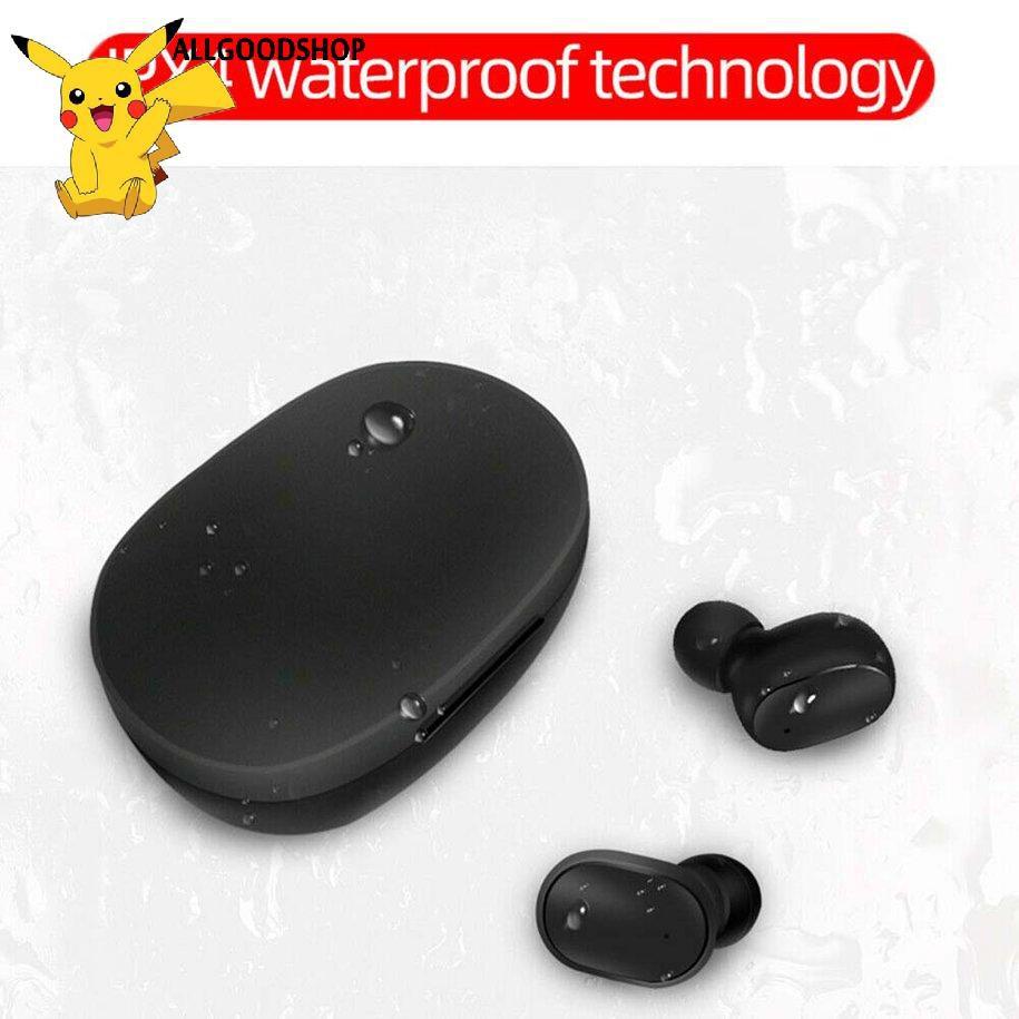 Bộ Tai Nghe Không Dây Bluetooth 5.0 Chuyên Dụng Kèm Phụ Kiện