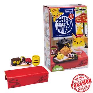Đồ chơi Pokémon Rement - Japanese Tea Room