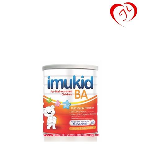 Sữa Imukid BA hộp 900g