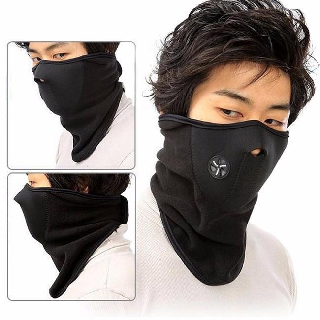 Khẩu Trang Ninja - Khẩu Trang Chống Nắng - Khẩu