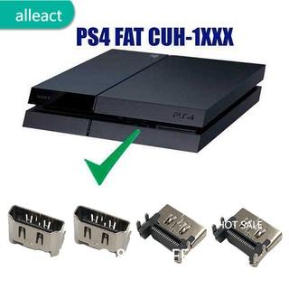 AL Đầu nối ổ cắm cổng tương thích HDMI Phần thay thế mới cho Playstation 4 PS4 thumbnail