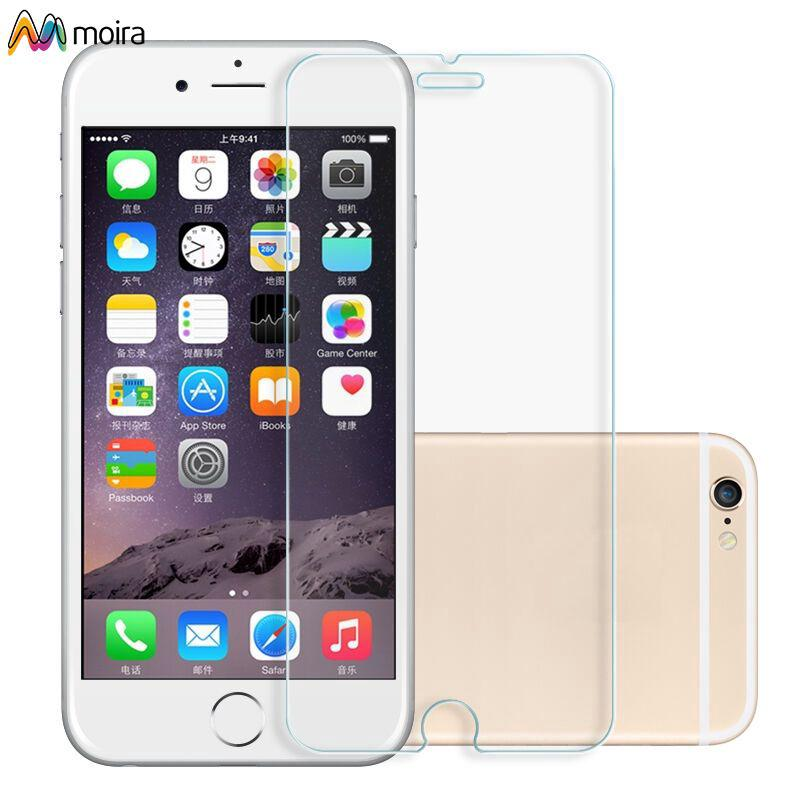 ☽ Free Shipping Tempered Glass Film Screen Protector Guard For iPhone 6s 4.7 Moira