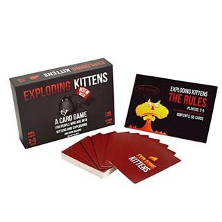 Mèo Nổ Exploding Kittens- Mèo nổ cảm tử