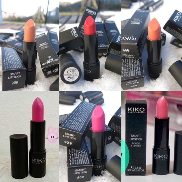 Son Kiko Smart Lipstick xách tay Đức - 21619674 , 1135182435 , 322_1135182435 , 165000 , Son-Kiko-Smart-Lipstick-xach-tay-Duc-322_1135182435 , shopee.vn , Son Kiko Smart Lipstick xách tay Đức