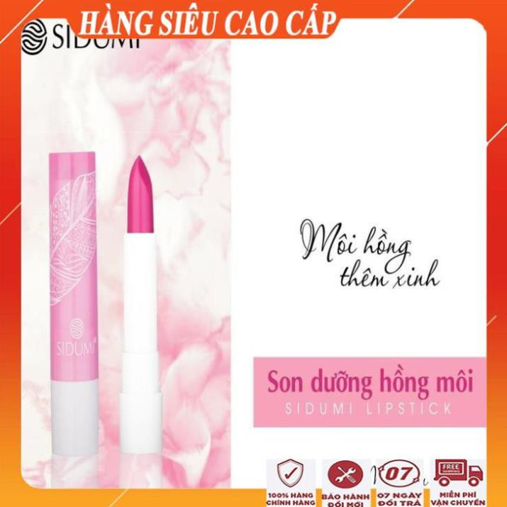 [FreeShip - HÀNG SIÊU CAO CẤP] Son dưỡng hồng môi sidumi/Son dưỡng môi thâm, làm hồng môi dành cho nam và nữ