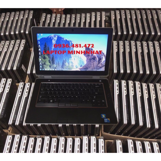 Laptop Dell E6420, core i5 2520M, Ram 4G, HDD 250G