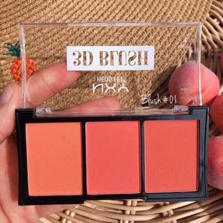 Má hồng NXY 3D Blush