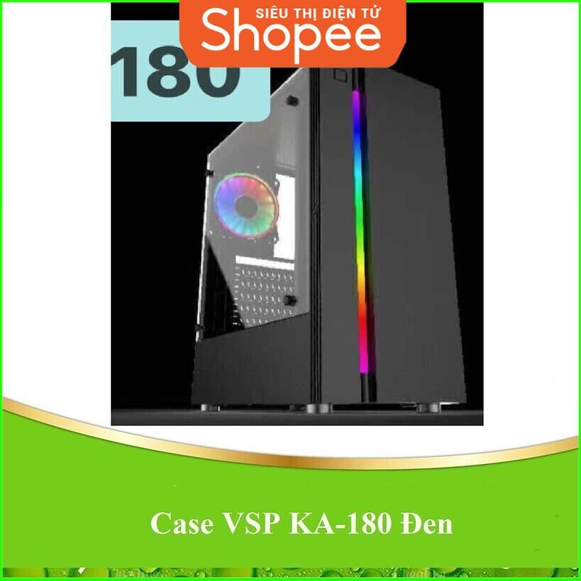 [RẺ SẬP GIÁ] Thiết bị Case VSP KA-180 Đen Giá chỉ 518.750₫