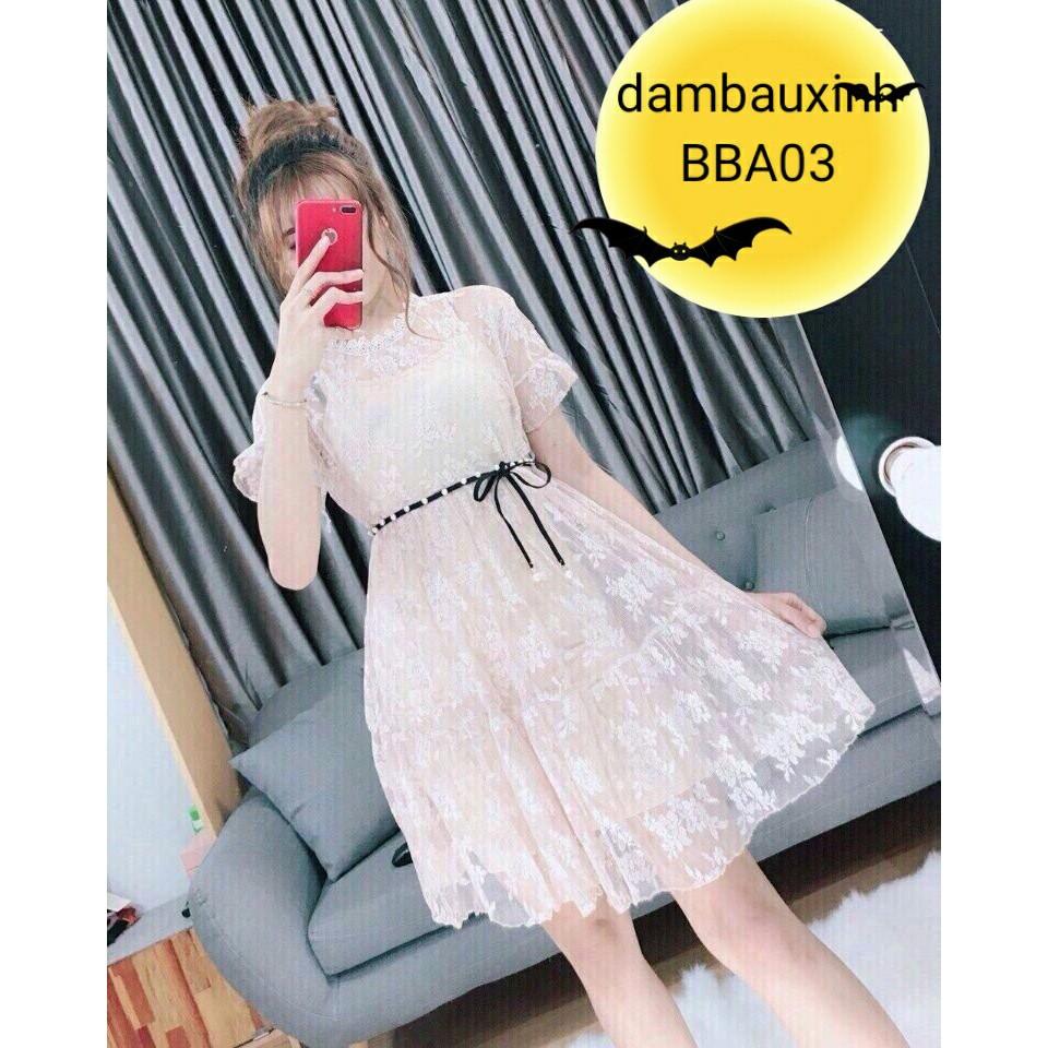 Đầm bầu xinh BBA347