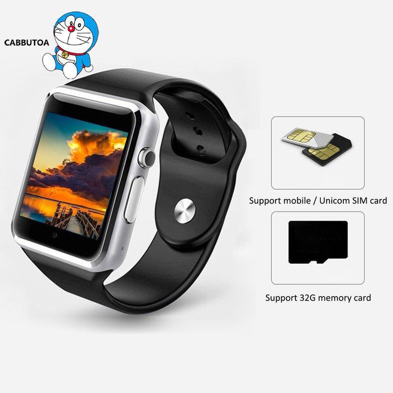 Đồng Hồ Thông Minh A1 Có Camera Hỗ Trợ Hệ Điều Hành Android Điện Thoại