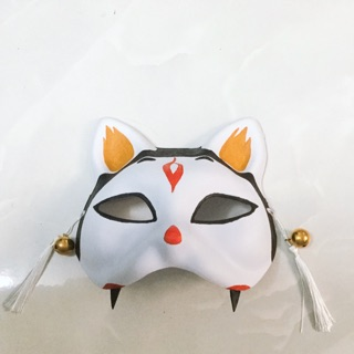 (Kitsune) Mặt nạ onmyoji