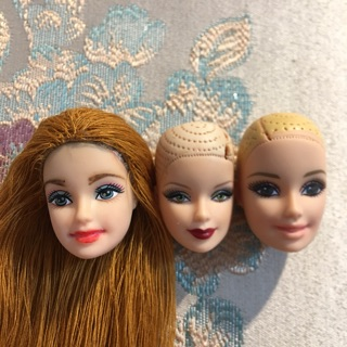 Thanh lý set 3 head babie