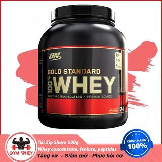 [Sample Dùng Thử] Sữa tăng cơ bắp ON Gold Stard 100% Whey 500gram - Authentic 100% Optimum Nutrition thumbnail