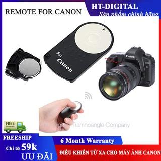 Remote điều khiển từ xa RC-6 cho Canon 350D 400D 450D 500D 550D 600D 650D 700D 750D 760D 60D 7D 5DII