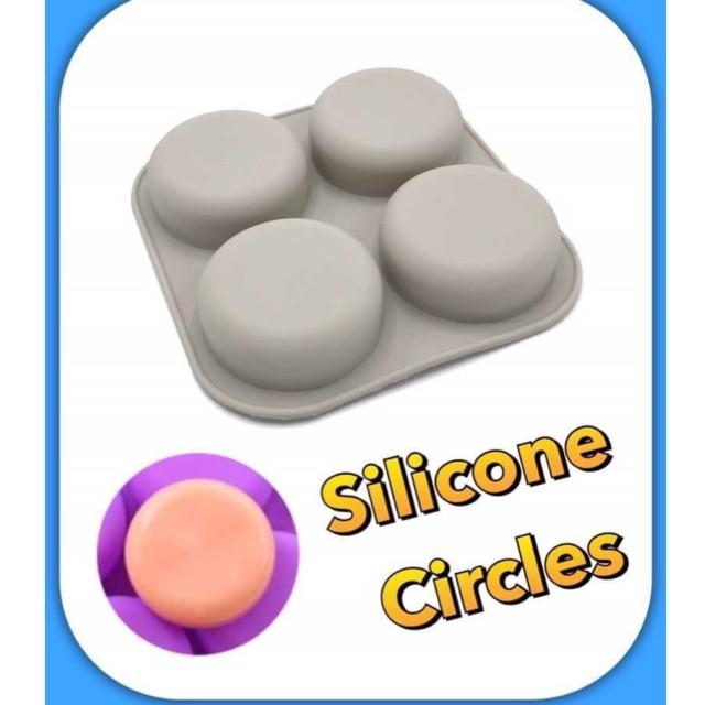 พิมพ์ซิลิโคน วงกลม( Mold Silicone)