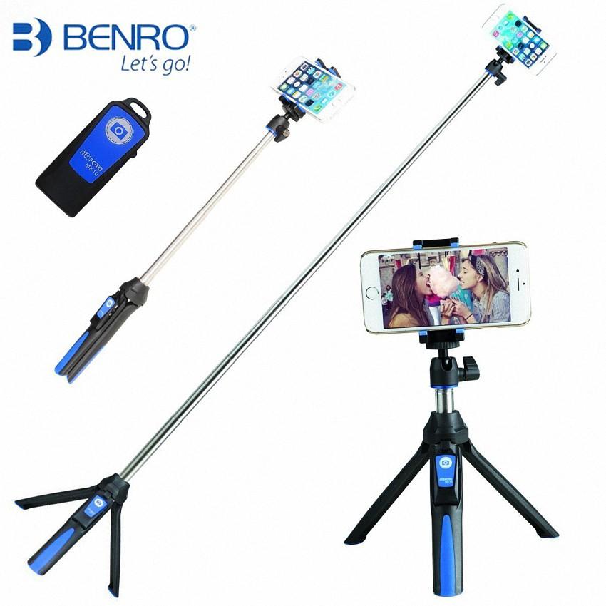 Gậy chụp ảnh Selfie Bluetooth Benro MK10 (Xanh) - 14567124 , 425338000 , 322_425338000 , 475000 , Gay-chup-anh-Selfie-Bluetooth-Benro-MK10-Xanh-322_425338000 , shopee.vn , Gậy chụp ảnh Selfie Bluetooth Benro MK10 (Xanh)