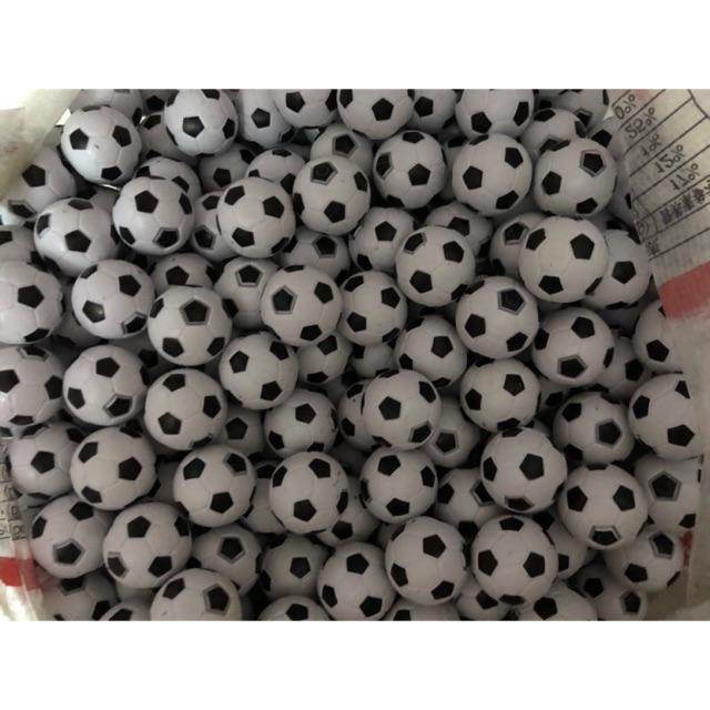 Quả bóng bàn bi lắc đường kính 28 mm, thích hợp bàn bi lắc KT 69x37x24 cm