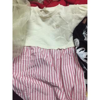 váy bé gái 350