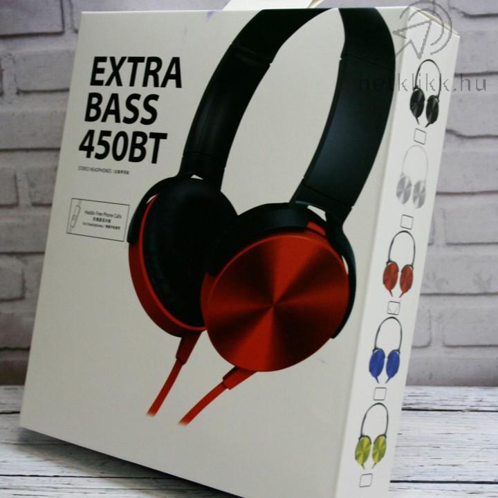 Tai nghe chụp tai - Tai nghe chụp tai Extrabass MDX 450 - tai nghe 450ap
