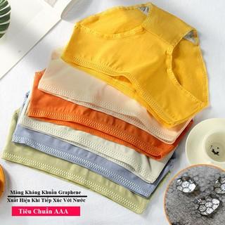Quần Lót Cotton Sợi Bông Cạp Zíc Màng Kháng Khuẩn QL68 thumbnail
