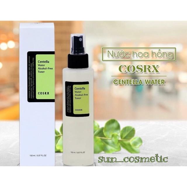 Nước hoa hồng trị mụn từ rau má Cosrx Centella Water Alcohol-Free Toner - 2709084 , 1131695741 , 322_1131695741 , 280000 , Nuoc-hoa-hong-tri-mun-tu-rau-ma-Cosrx-Centella-Water-Alcohol-Free-Toner-322_1131695741 , shopee.vn , Nước hoa hồng trị mụn từ rau má Cosrx Centella Water Alcohol-Free Toner
