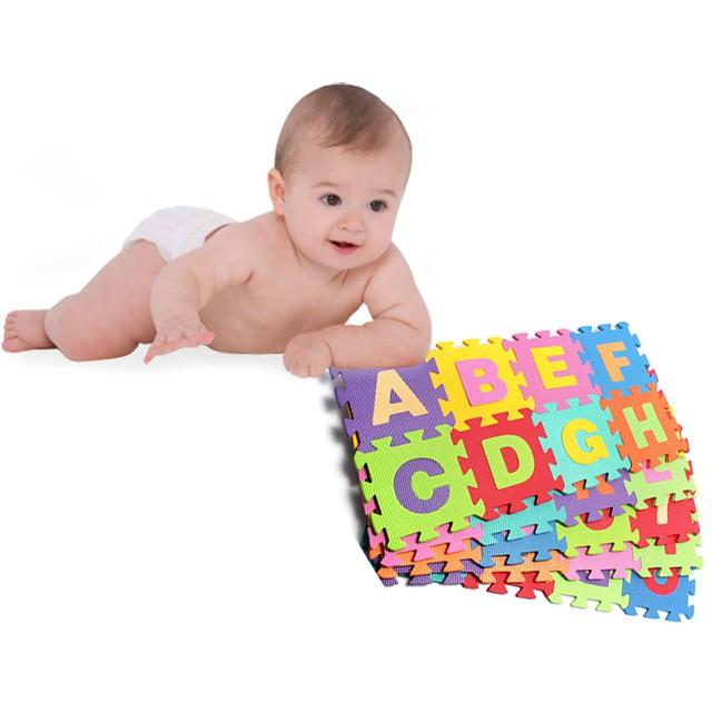 Bộ 26 tấm thảm chơi cho bé hình bảng chữ cái
