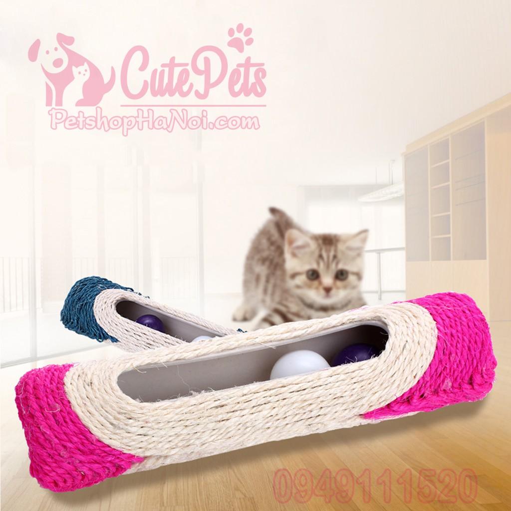 Đồ chơi ống vờn bóng dành cho mèo - CutePets Phụ kiện thú cưng Pet shop Hà Nội - 3438012 , 1215891474 , 322_1215891474 , 85000 , Do-choi-ong-von-bong-danh-cho-meo-CutePets-Phu-kien-thu-cung-Pet-shop-Ha-Noi-322_1215891474 , shopee.vn , Đồ chơi ống vờn bóng dành cho mèo - CutePets Phụ kiện thú cưng Pet shop Hà Nội