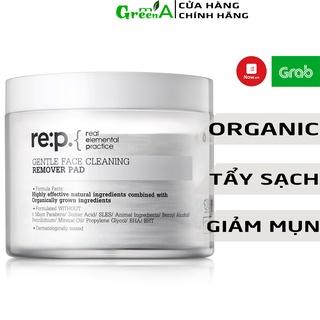 Tẩy Trang RE P Gentle Face Cleaning Remover Pad Nhẹ Dịu Dành Cho Da Nhạy Cảm 70 Miếng [NHẬP KHẨU CHÍNH HÃNG] thumbnail