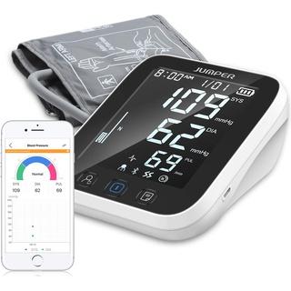 Máy đo huyết áp bắp tay Jumper HA-121 chứng nhận FDA Hoa Kỳ ( Bluetooth+ APP điện t thumbnail
